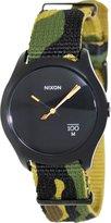 Nixon Men's Quad A3441253 Nylon Quartz Watch