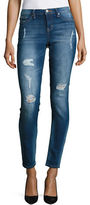 Dittos Distressed Five-Pocket Jeans