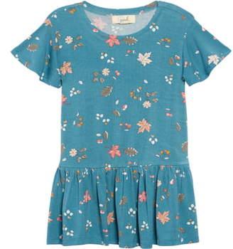 Peek Aren't You Curious Lucy Leaf Print Dress