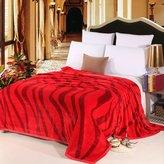 DFGDFHD blanket/ thick cral blanket/Winter flannel blanket/Sheets twin blanket/Carpet fr siesta