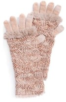 Muk Luks Women's Cable 3-in-1 Glove