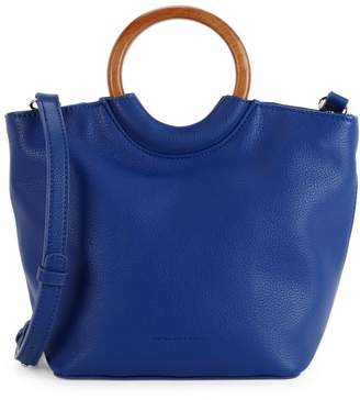 French Connection Scout Faux Leather Shopper