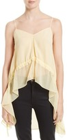 Elizabeth and James Women's Eleanor Silk Tank