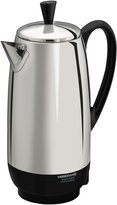 Farberware FCP412 12 Cup Percolator, Stainless Steel