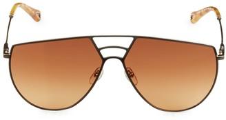Chloé 62MM Aviator Sunglasses