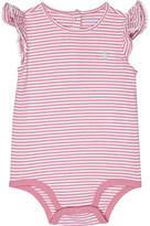 Ralph Lauren Striped cotton bodysuit 3-12 months