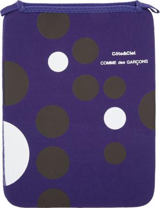 Comme des Garçons Wallets Ultramarine CoteandCiel Edition iPad Sleeve