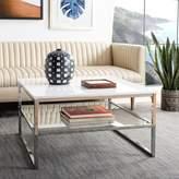 Safavieh Aliza Floor Shelf Coffee Table with Storage
