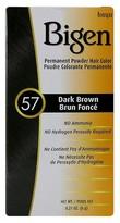Bigen Hair Color 57 Dark Brown