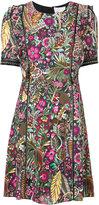 3.1 Phillip Lim piped seam dress - women - Viscose/Spandex/Elastane/Silk - 8