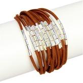 Saachi Suede String Bracelet.