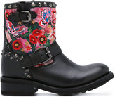 Ash 'Polacco' boots - women - Leather/Polyester/metal/rubber - 38