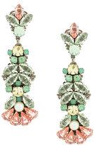 Rada' Radà crystal drop stud earrings