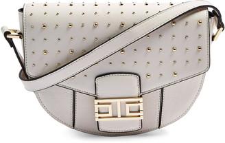 Topshop Brandu Faux Leather Shoulder Bag