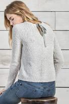 Lilla P Tie Back Sweater