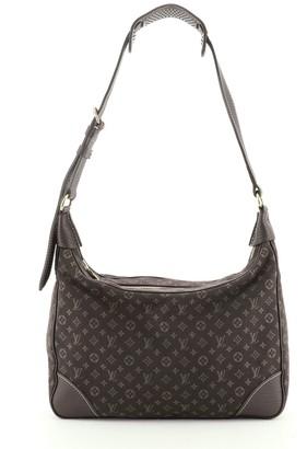 Louis Vuitton Boulogne Handbag Mini Lin