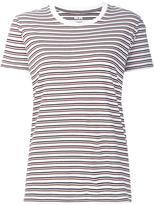 Wood Wood striped T-shirt