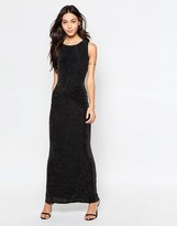 Girls On Film Sleeveless Maxi Dress