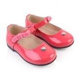 Armani Junior Armani JuniorGirls Pink Patent Leather Shoes