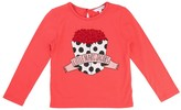 Little Marc Jacobs Cherry Popcorn T-Shirt