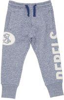 Diesel Rebels Printed Cotton Jogging Pants