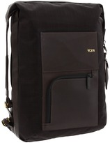 Tumi Dror for Dror Backpack (Onyx) - Bags and Luggage