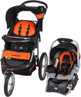 Baby Trend Millennium Orange Expedition Travel System