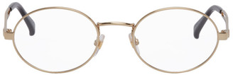 Givenchy Gold GV 0108 Glasses