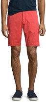 Orlebar Brown Dane 2 Twill Shorts, Pomodoro (Red)