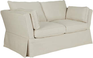 OKA Aubourn 2-Seater Sofa Cover - Natural