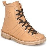 Swedish Hasbeens VINTAGE BOWLING BOOT BEIGE