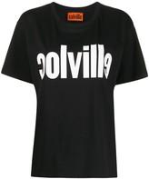 Colville crew neck logo printed T-shirt