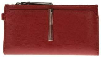 Gianni Chiarini Red Leather Wallet