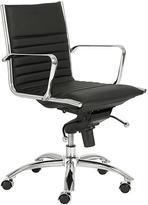 Apt2B Diggler Office Chair BLACK/CHROME