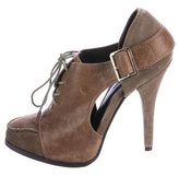 Elizabeth and James Casi Suede & Leather Booties