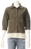 The Great Station Two Pocket Cargo Jacket
