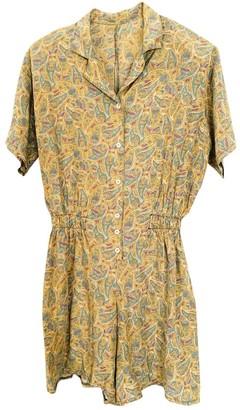 Non Signã© / Unsigned Oversize Multicolour Viscose Dresses