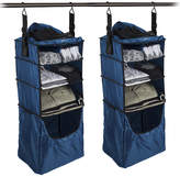 """Collapsible Shelving Luggage Inserts (Set of 2) """"Riser"""""""