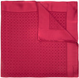 Salvatore Ferragamo logo print scarf - women - Silk - One Size