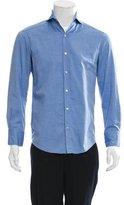 Michael Bastian Long Sleeve Button-Up Shirt