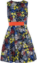 Karen Millen Fit & Flare Floral Dress