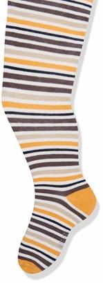 Playshoes Girl's Ringel und Unifarben mit Komfortbund Tights