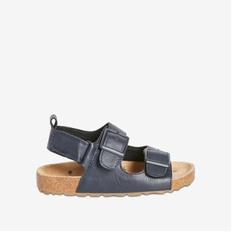 Joe Fresh Toddler Boys' Buckled Sandals, Navy (Size 6)