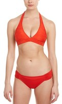 LaBlanca La Blanca Core Solid Side Shirred Hipster Bottom.