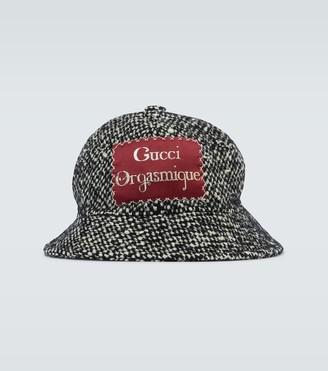 Gucci Exclusive to Mytheresa - Serge tweed bucket hat