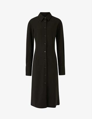 Joseph Diling wool-blend shirt dress
