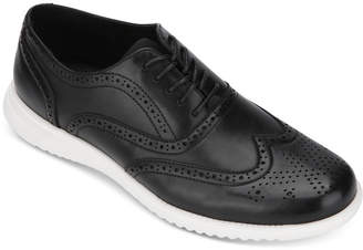 Unlisted Kenneth Cole Men Nio Wingtip Dress Casual Oxfords Men Shoes