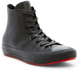Converse Chuck Taylor All Star Snake Embossed Leather High Top Sneaker (Unisex)