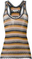 Etoile Isabel Marant Amory tank top - women - Cotton - 36
