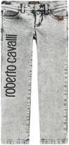 Roberto Cavalli Boy slim fit jeans